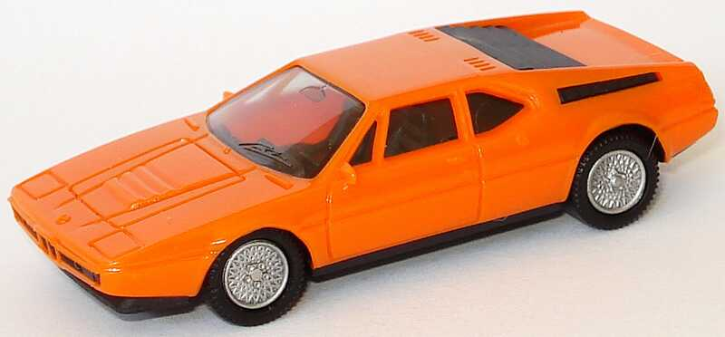 1:87 BMW M1 orange (oV)
