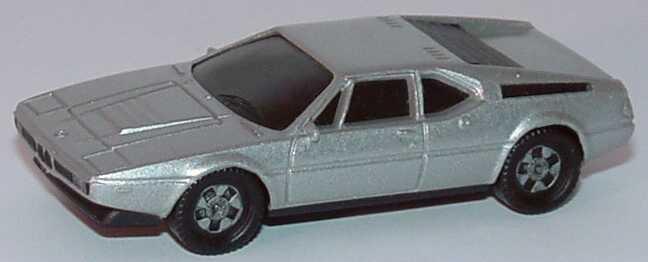 1:87 BMW M1 (E26) silber-met. (oV)