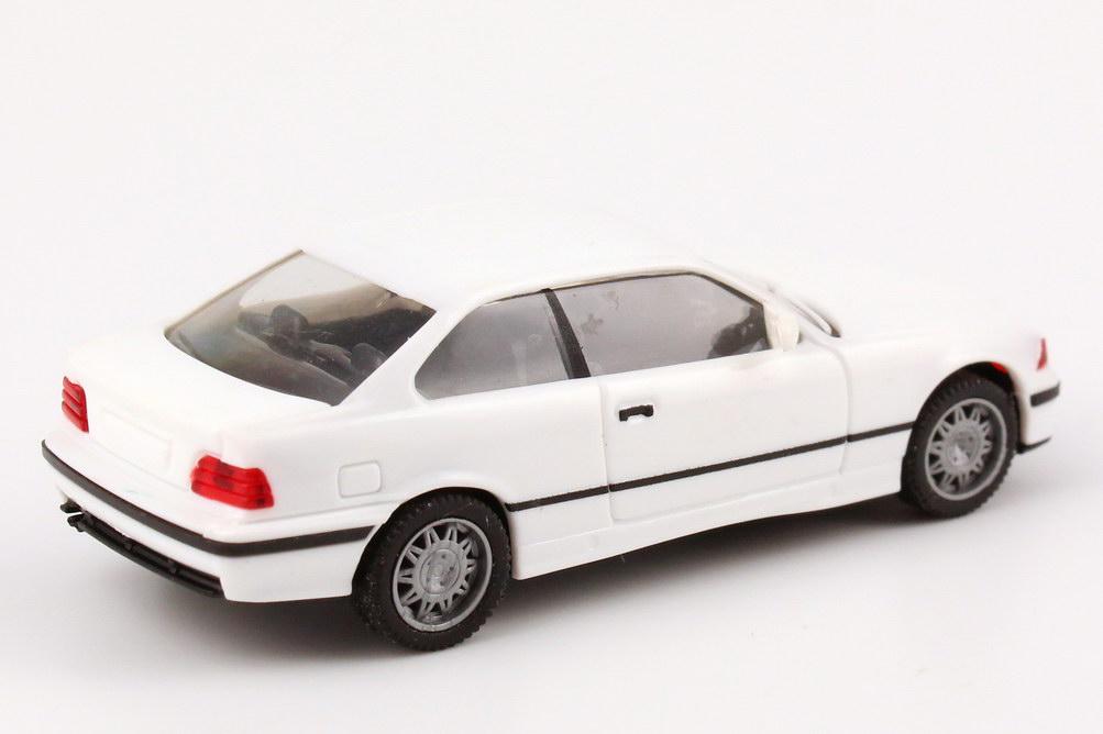 Foto 1:87 BMW M3 Coupé (E36) weiß herpa 021173