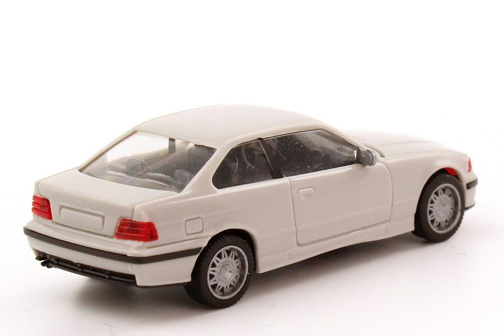 Foto 1:87 BMW M3 Coupé (E36) grau herpa 021173