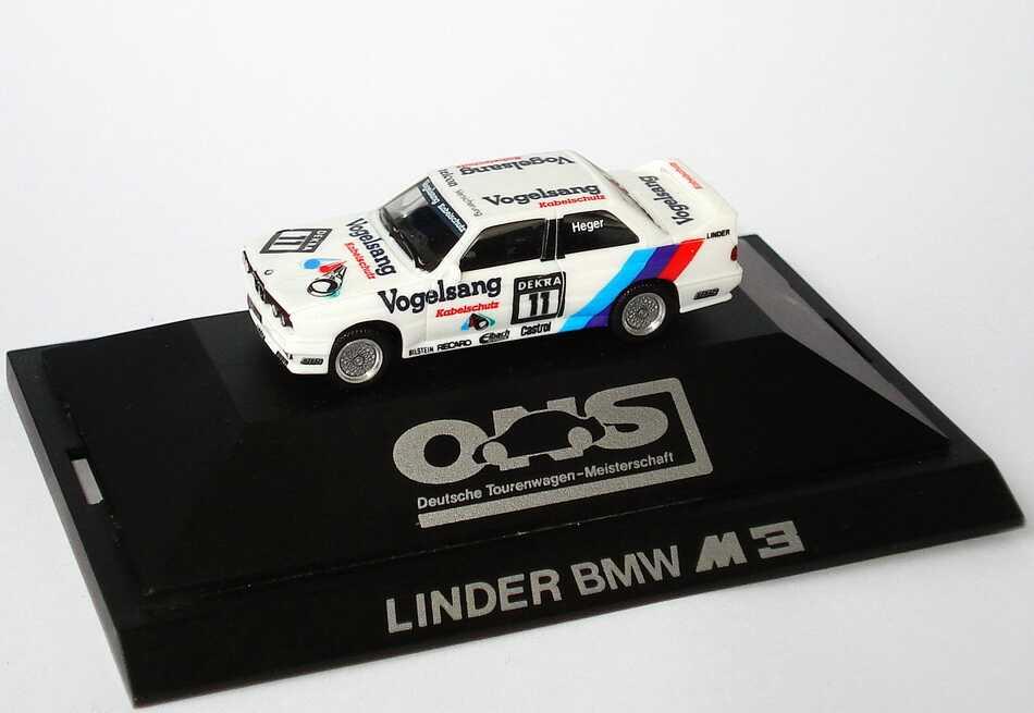 1:87 BMW M3 (E30) DTM 1990