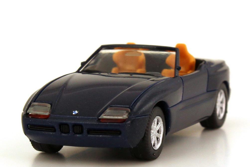 bmw z1 roadster sepiaviolet met werbemodell herpa 80410140524 bild 3. Black Bedroom Furniture Sets. Home Design Ideas