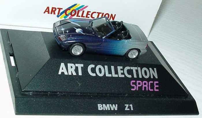 "1:87 BMW Z1 ""Space"" (Art Collection)"