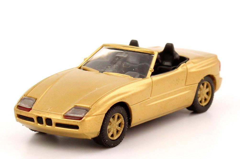 1:87 BMW Z1 gold-met., Felgen gold (oV)