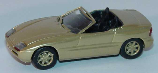 1:87 BMW Z1 goldmet., Felgen gold (Bastelware)