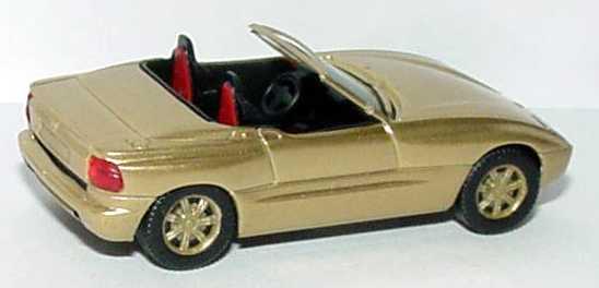 bmw z1 gold met felgen gold herpa 166096 88 bild 5. Black Bedroom Furniture Sets. Home Design Ideas