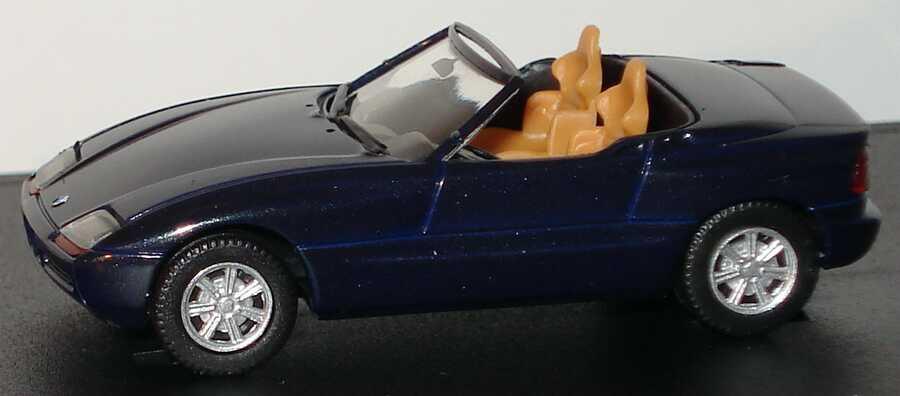 bmw z1 roadster sepiaviolet met werbemodell herpa 80410140524 bild 10. Black Bedroom Furniture Sets. Home Design Ideas