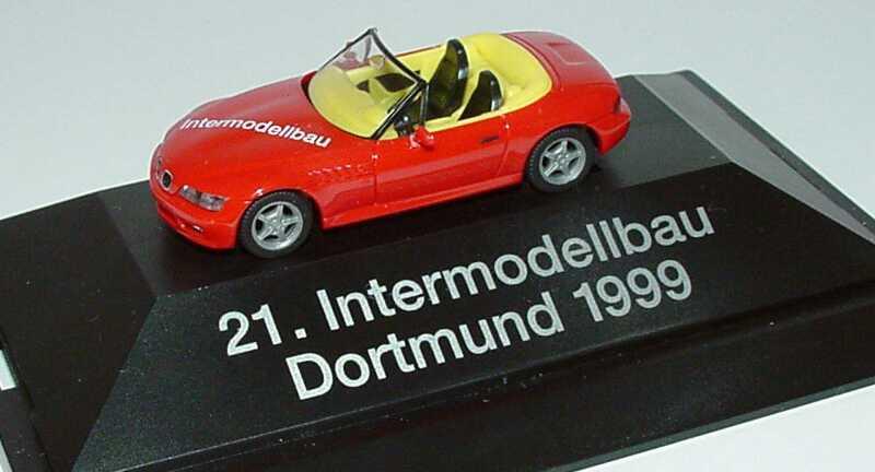 1:87 BMW Z3 rot