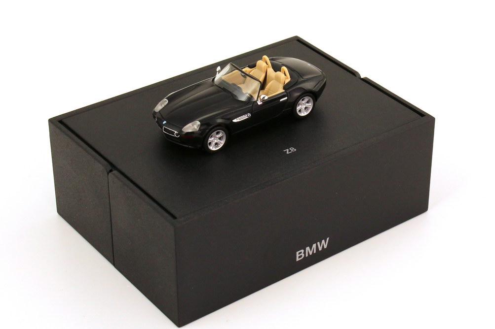 1:87 BMW Z8 Roadster (E52) schwarz (BMW)
