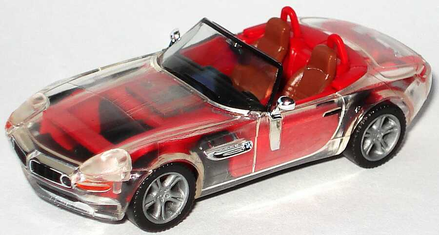 1:87 BMW Z8 transparent (oV)