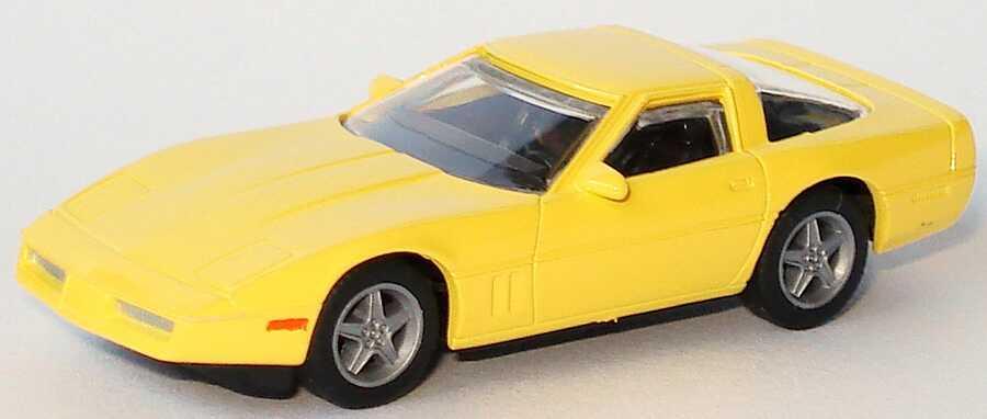 1 87 chevrolet corvette zr 1 gelb herpa 021999. Black Bedroom Furniture Sets. Home Design Ideas