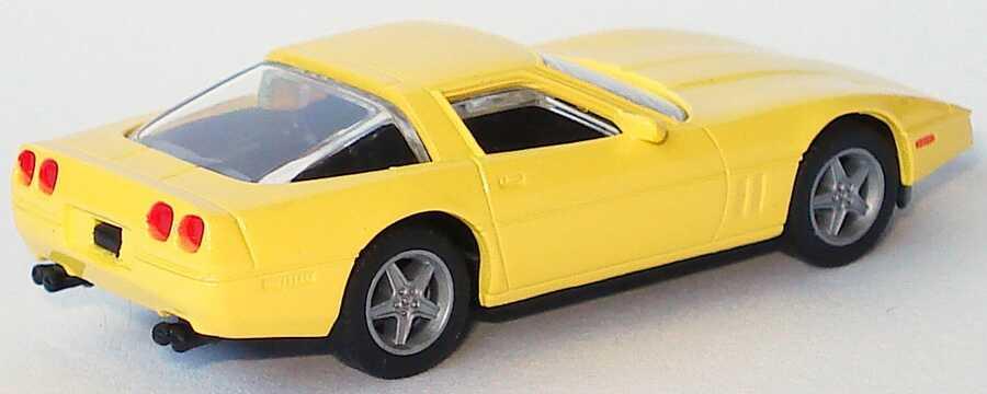 chevrolet corvette zr 1 gelb herpa 021999 bild 2. Black Bedroom Furniture Sets. Home Design Ideas