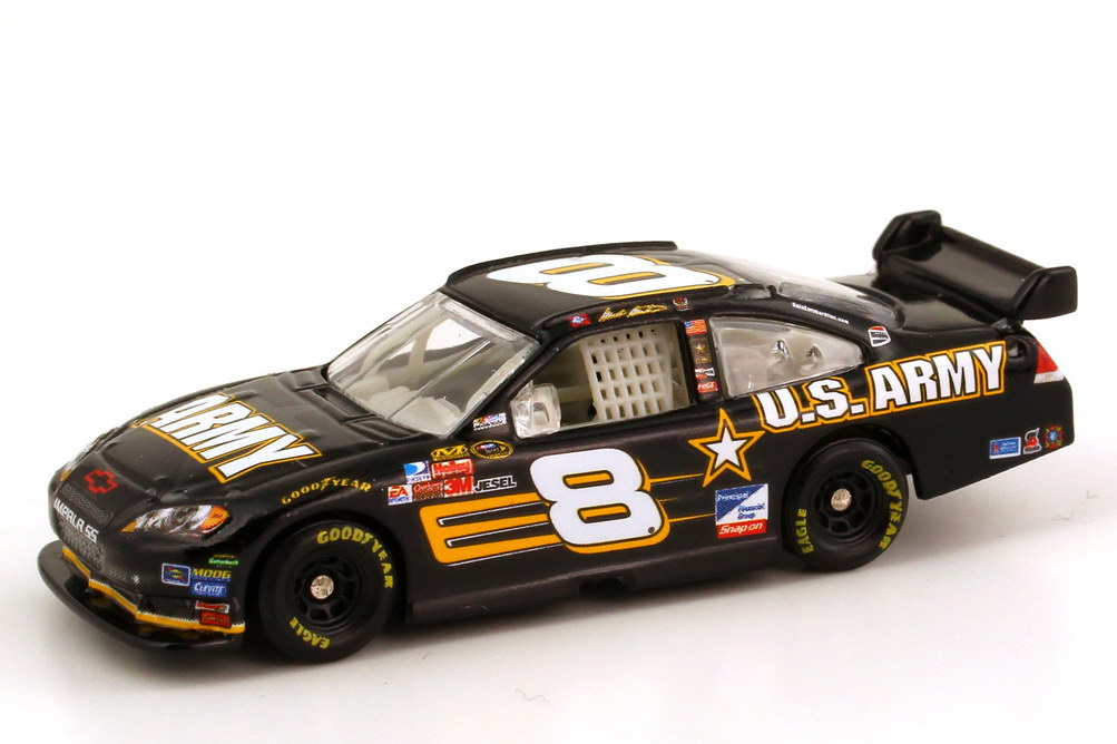 Dale Earnhardt Chevrolet >> Chevrolet Impala SS NASCAR 2008 Dale Earnhardt, U.S. Army ...