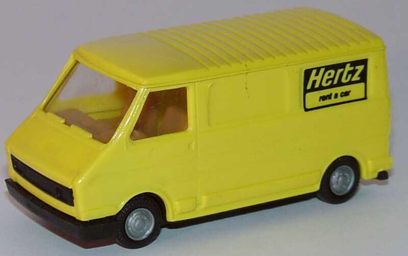1 87 citroen c35 kasten hertz rent a car pralin. Black Bedroom Furniture Sets. Home Design Ideas