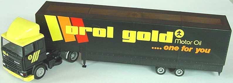 """1:87 DAF 95 JuPPSzg 2/2 """"Orol Gold Motor Oil"""""""