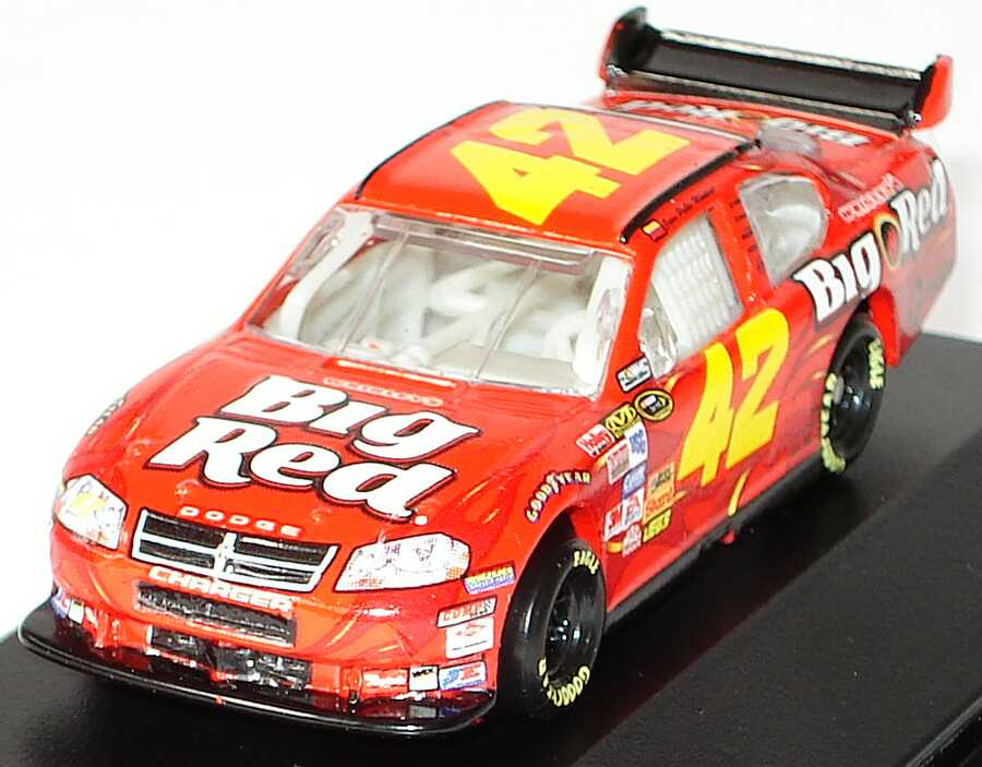 Dodge charger nascar 2008 chip ganassi racing wrigley s for Big red racing