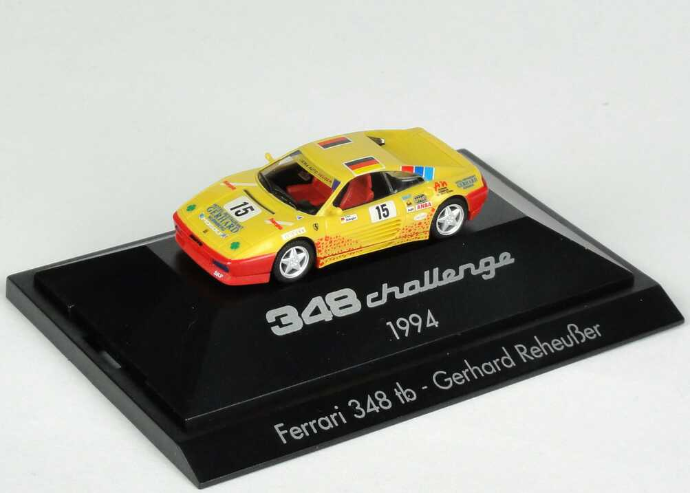 1:87 Ferrari 348tb Challange 1994 Nr.15, Gerhard Reheußer