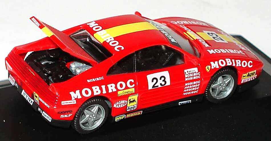 Ferrari 348tb Mobiroc Nr 23 Collector 180 S Club 180 93 Herpa