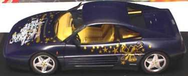 1:43 Ferrari 348tb blau-met.