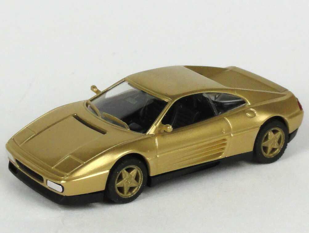 1:87 Ferrari 348tb goldmet., Felgen gold (oV)