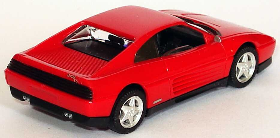 Ferrari 348tb Rot Ohne Pc Box Herpa 100267 Bild 2