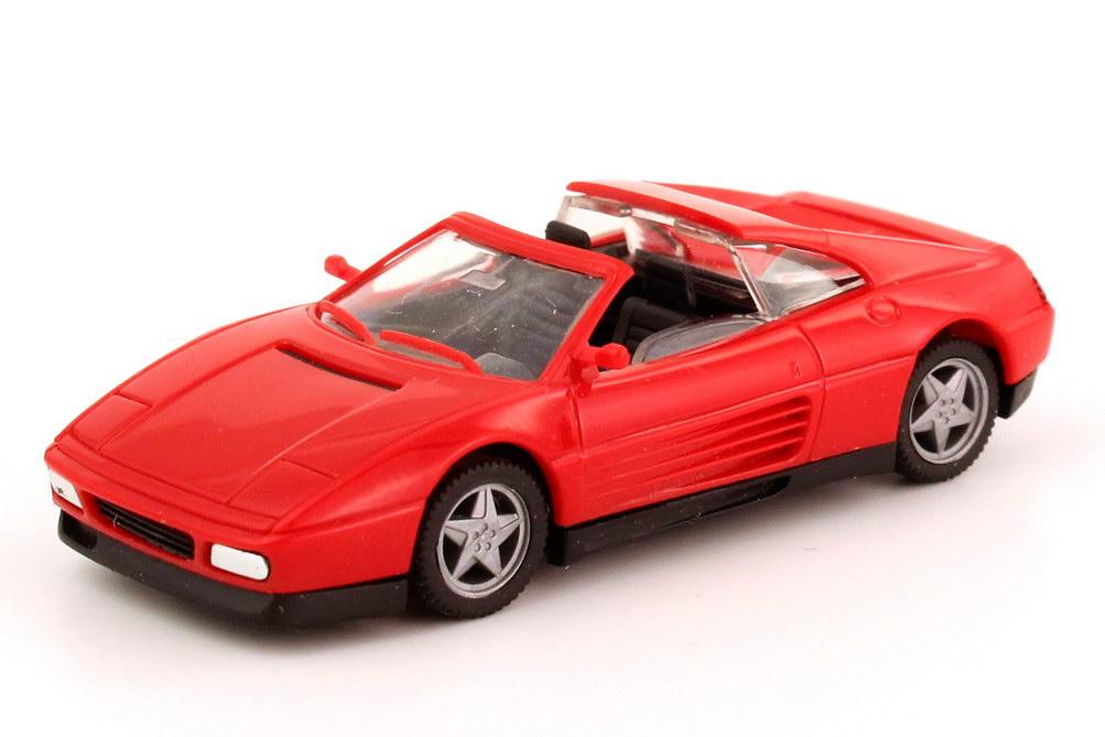 Ferrari 348ts Rot Herpa 025300 184137 185400 188043 Bild 1