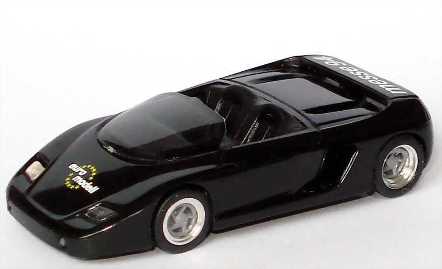 """1:87 Ferrari Mythos schwarz """"Messe 94"""""""
