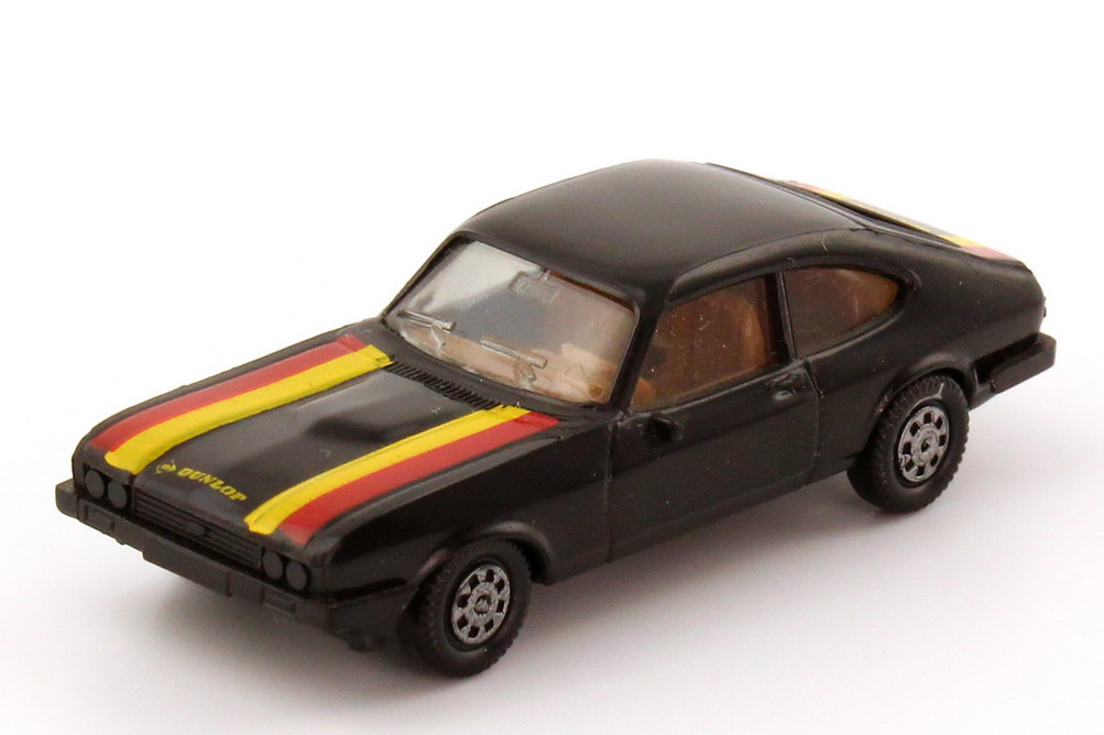1:87 Ford Capri Mk III Rallye (ohne Naßschiebebogen und Karton) (oV, oZ)