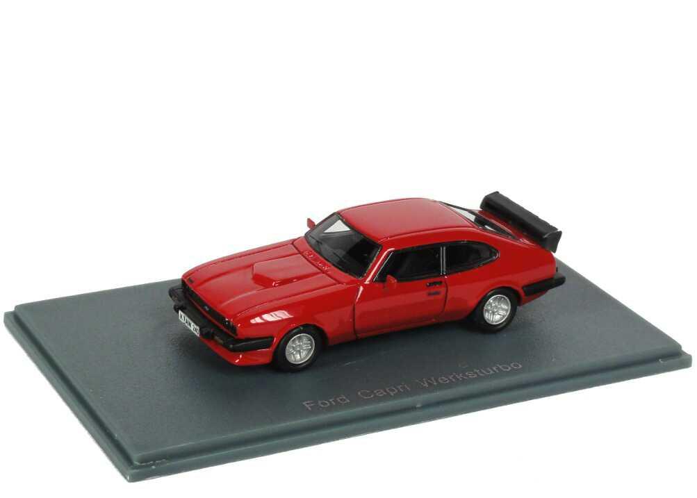 1:87 Ford Capri Mk III Werksturbo rot