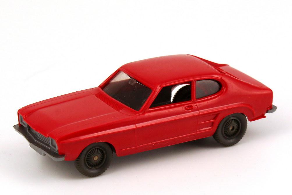 1:87 Ford Capri Mk I rot, ohne Inneneinrichtung (oV)