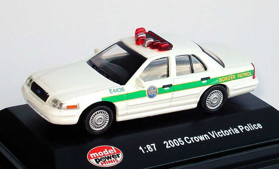 1:87 Ford Crown Victoria 2005
