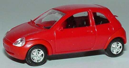 1 87 ford ka rot kotfl gel rot felgen verchromt rietze 10860. Black Bedroom Furniture Sets. Home Design Ideas