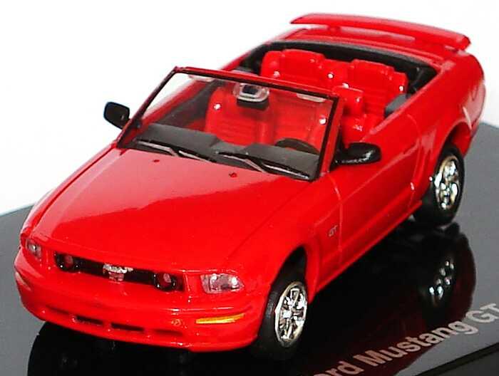 ford mustang v gt cabrio 2005 rot ricko 38874 bild 2. Black Bedroom Furniture Sets. Home Design Ideas
