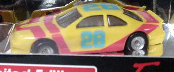 1:87 Ford Thunderbird Stock Car gelb Nr.28