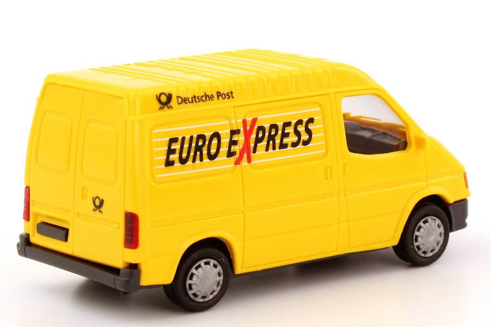 1 87 ford transit 1994 kasten deutsche post euro express ebay. Black Bedroom Furniture Sets. Home Design Ideas