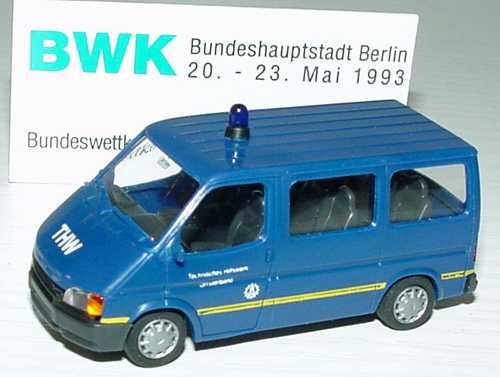 1:87 Ford Transit B Bus THW