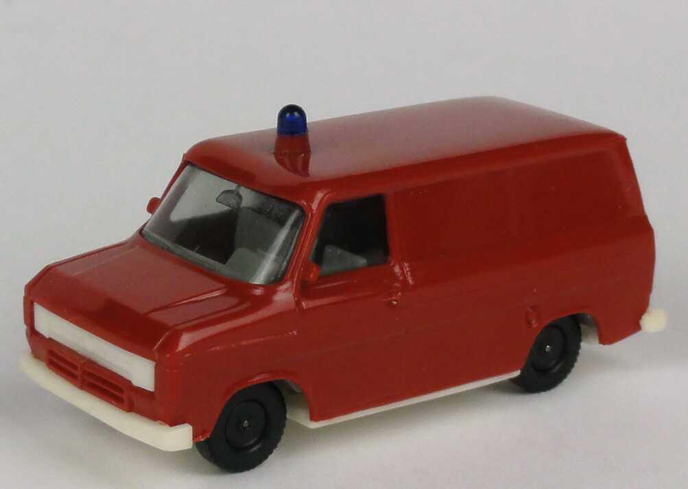 1:87 Ford Transit MK2 Kasten Feuerwehr rot