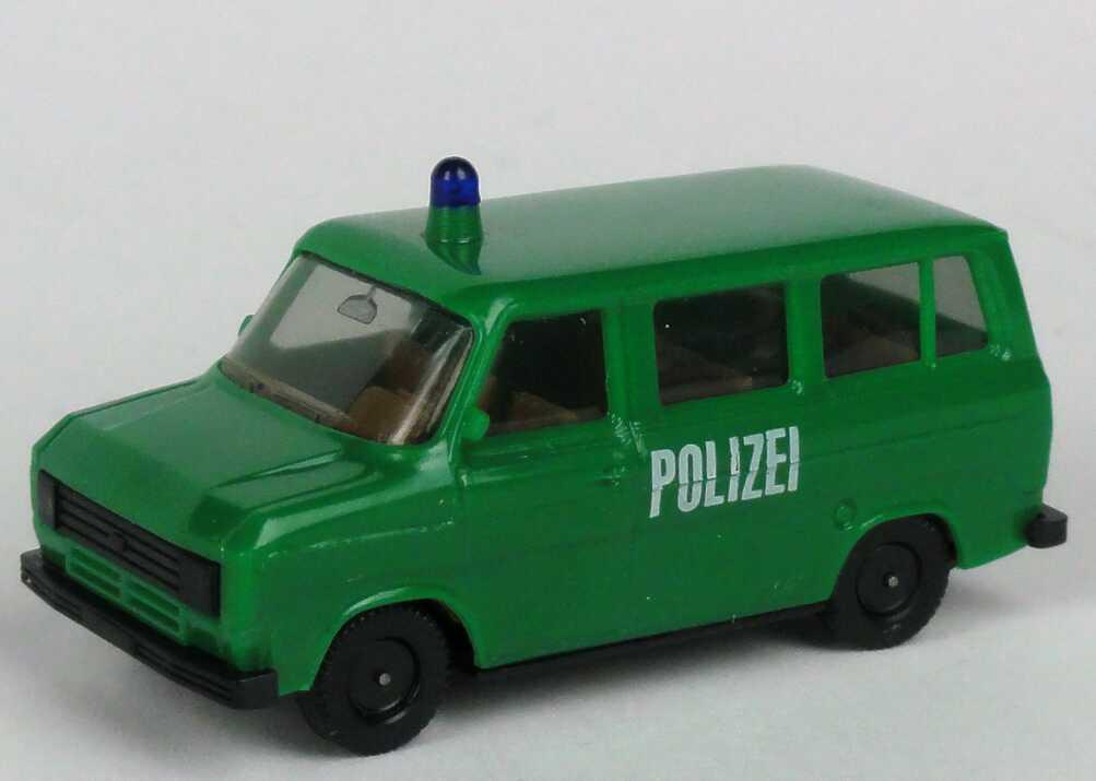 1:87 Ford Transit MK2 Bus Polizei grün