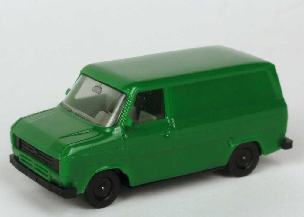 1:87 Ford Transit MK2 Kasten grün, IA grau
