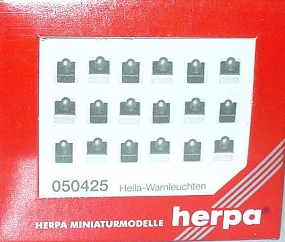 1 87 hella blaulicht warnleuchten 20 st ck 10x rot wei 10x gr n wei herpa 050425. Black Bedroom Furniture Sets. Home Design Ideas
