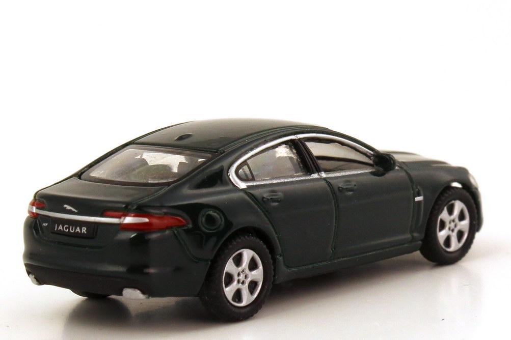jaguar xf racinggreen met welly 73126 bild 2. Black Bedroom Furniture Sets. Home Design Ideas