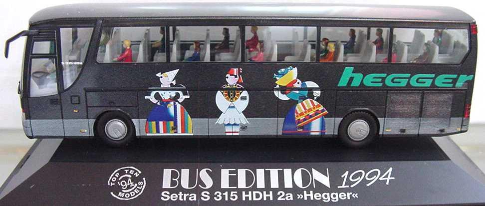 1 87 k ssbohrer setra s 315 hdh hegger bus edition 1994. Black Bedroom Furniture Sets. Home Design Ideas