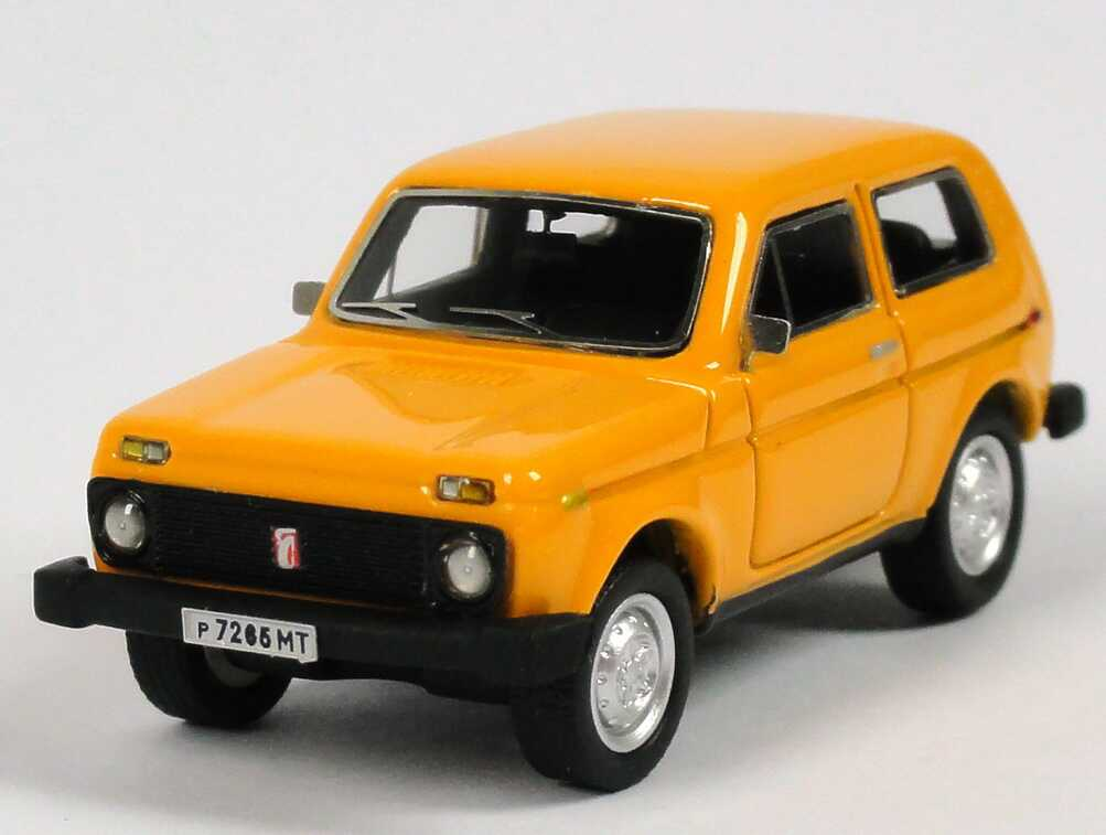 1 87 lada niva 2121 orange neo scale models 87256 ebay. Black Bedroom Furniture Sets. Home Design Ideas
