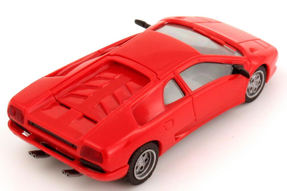 Lamborghini Diablo Rot Herpa 025423 Bild 3