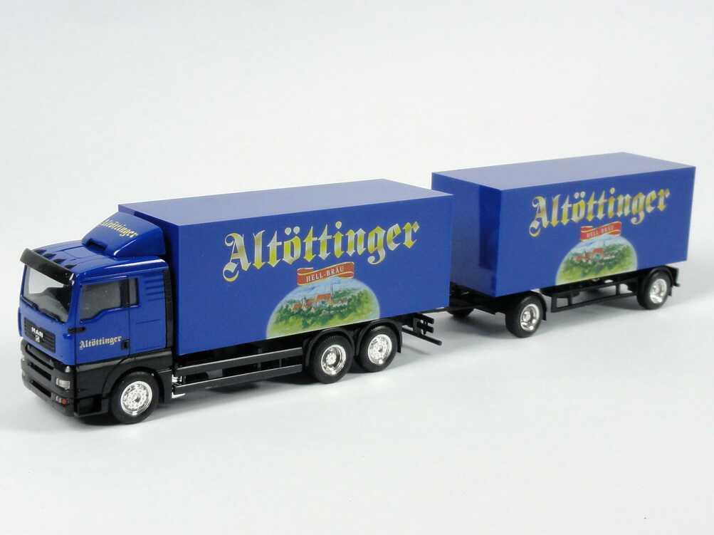 """1:87 MAN TG-A XL GetränkeKoHgz 3/2 """"Altöttinger"""""""