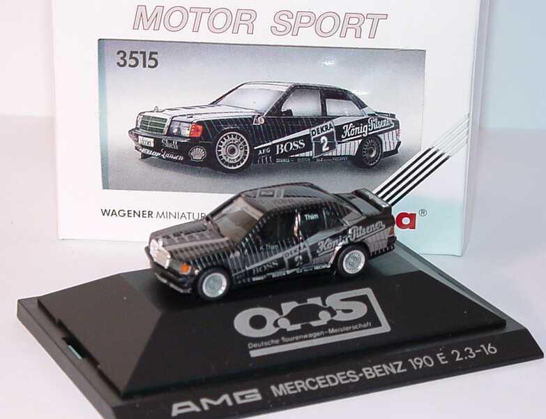 "1:87 Mercedes-Benz 190E 2.3-16 DTM 1989 ""AMG"" Nr.2, Thiim"