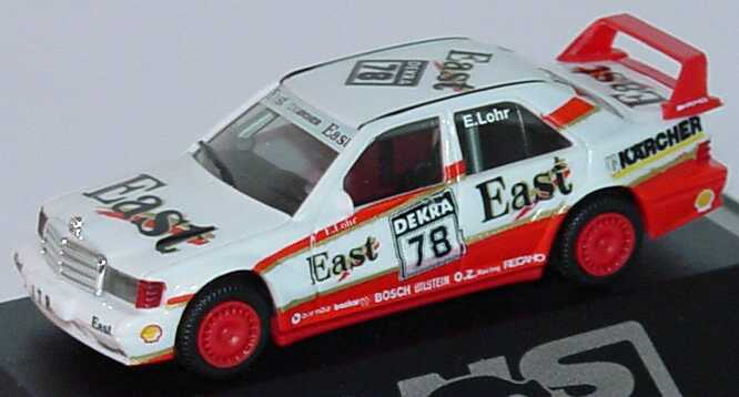 "1:87 Mercedes-Benz 190E 2.5-16 Evolution II DTM 1991 ""AMG, East"" Nr.78, Lohr (oV)"