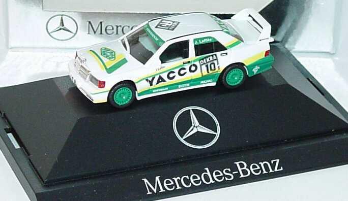 1:87 Mercedes-Benz 190E 2.5-16 Evolution II DTM 1991