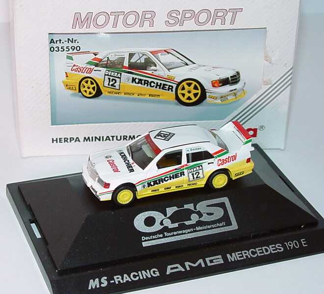 1:87 Mercedes-Benz 190E 2.5-16 Evolution II DTM 1992