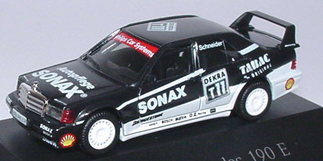 1:87 Mercedes-Benz 190E 2.5-16 Evolution II DTM 1993